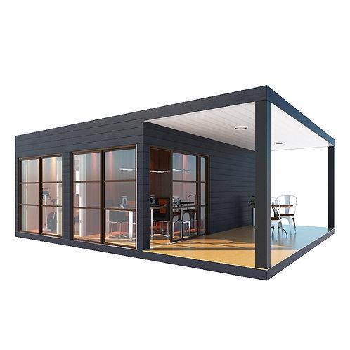 Schnelles Bauen Mobiler Modularer Containerhaus