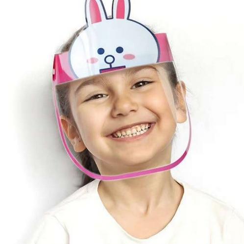 Gesichtsschild für Kinder