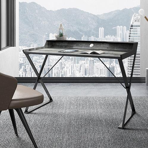 Modern Laptop-Schreibtisch aus Holz im italienischen Design