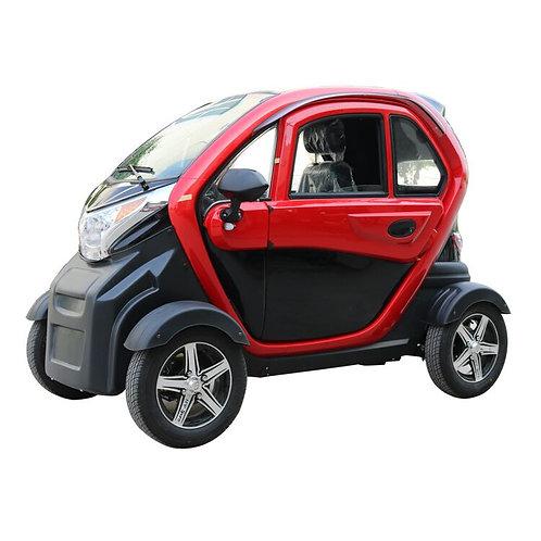 Mini-Elektroauto für Erwachsene