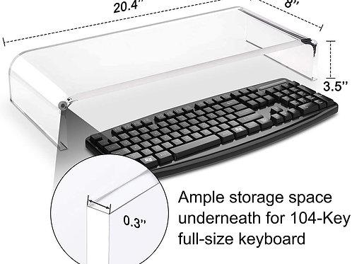 Premium Acryl Computerständer