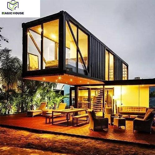Faltbares ModularesWinziges Haus 20ft Container Haus