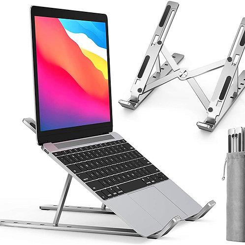 Tragbarer Faltbarer Aluminium-Laptop-Ständer