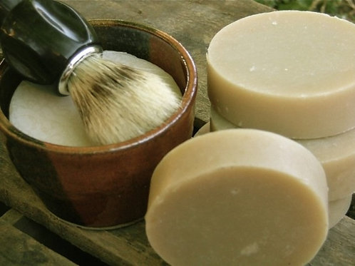 Dirty Deeds Shave Soap