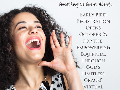 Register for the Empowered & Equipped Single Moms of Faith Conference!