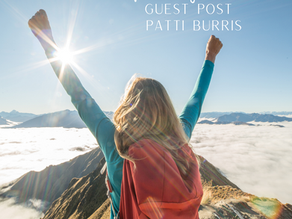 Conquering Giants! Guest Post by Patti Burris