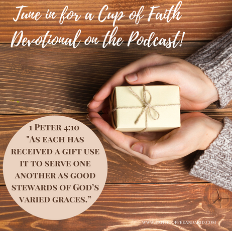 Are You A Good Steward of Your Spiritual Gifts?