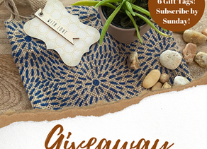 Giveaway at My Online Store!