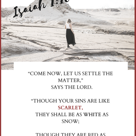 The Lord Settled the Matter, But Have You...