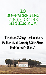10 Co-parenting tips for the single mom