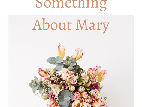 9 Lessons We Can Learn From Mary Mother of Jesus