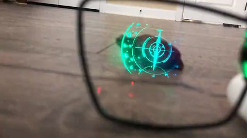 Application Augmented Reality