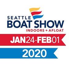Seattle - it's boatshow time!