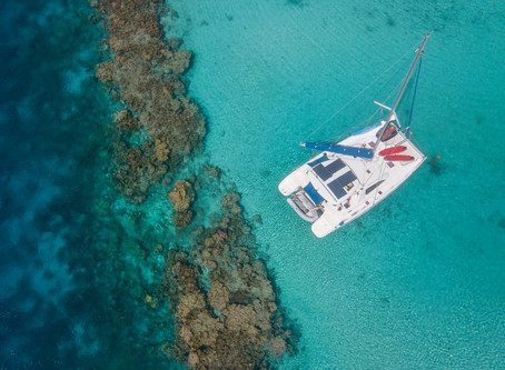 'Kaimana' Tells us About Their Sun Powered Yacht