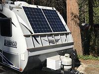 SunPower flexible solar panels