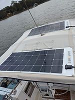 SunPower marine solar panels