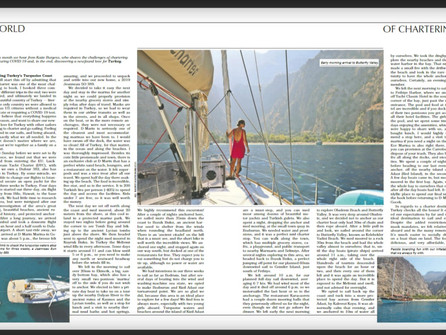 Latitude 38 magazine - 'World of Chartering'