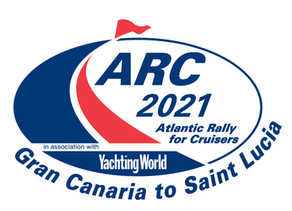 We're sailing in ARC 2021!