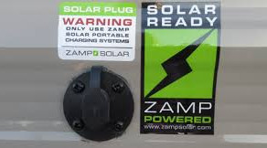 What does solar ready mean on my RV?