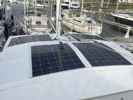 Case Study: Going Solar aboard Rita Kathryn