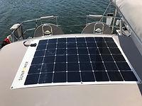 SunPower flex panels