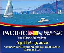 Pacific boat show