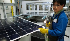 SunPower factory