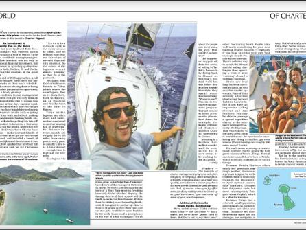 Latitude 38 magazine - 'World of Chartering'