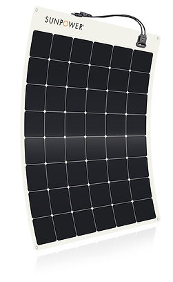 SunPower marine solar panels