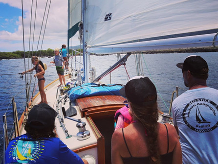 Sailing for Summer Sailstice