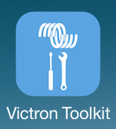 Victron Toolkit app