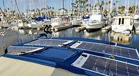 SunPower E-flex solar panels