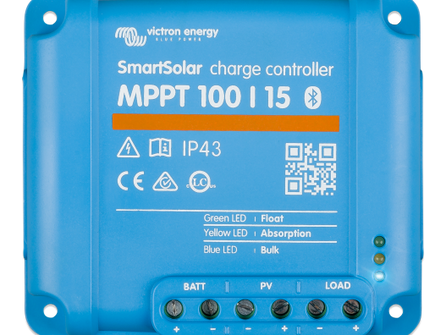 Your Victron MPPT controller & app explained