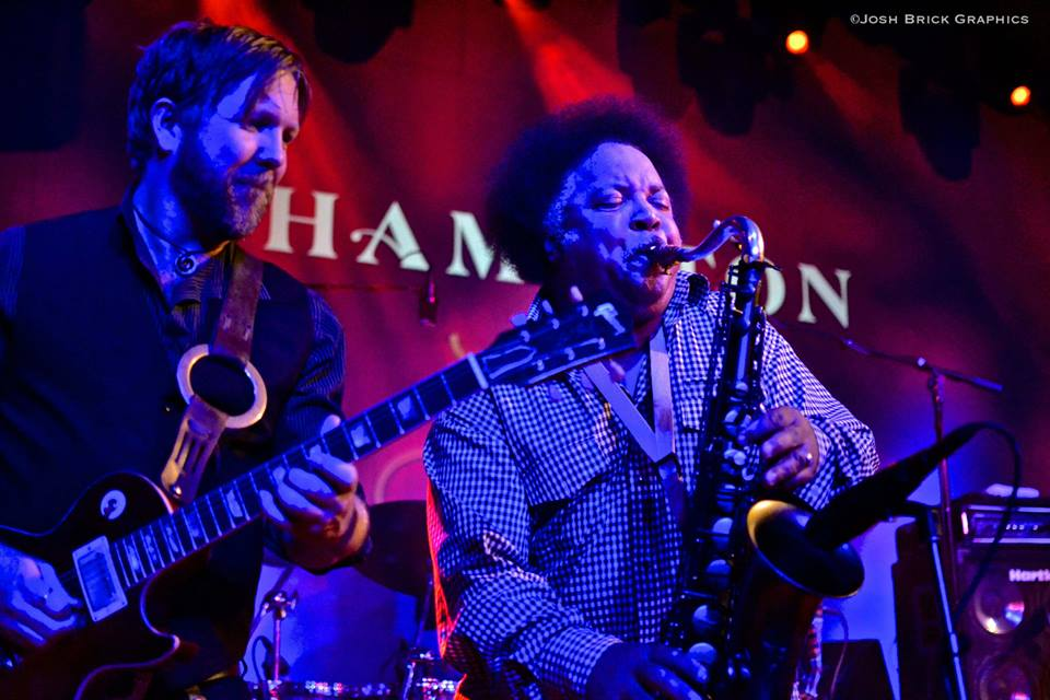 Ron Holloway & Devon Allman