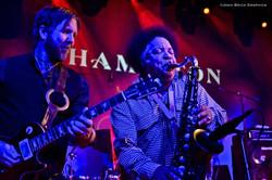 Ron Holloway & Devon Allman