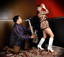 With Grace Potter