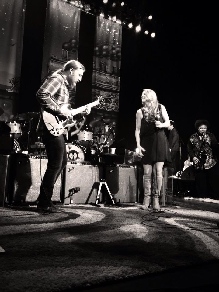 With Tedeschi Trucks Band