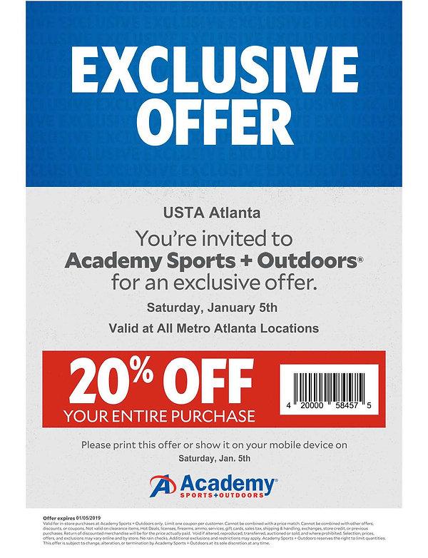 USTA Atlanta Academy Day Offer 1.5.19.jp