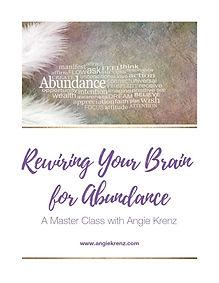 Rewiring Your Brain for Abundance A Mast