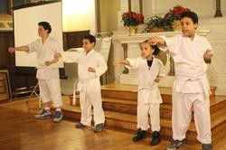 Martial Arts Demo