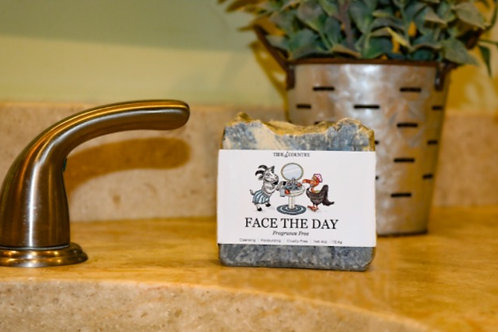 Face the Day Soap