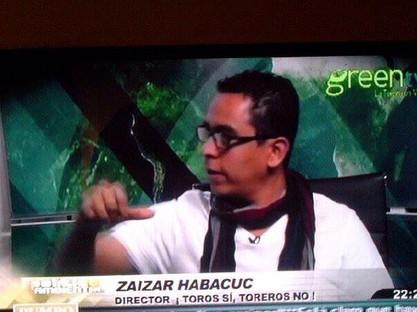 Entrevista Televisión