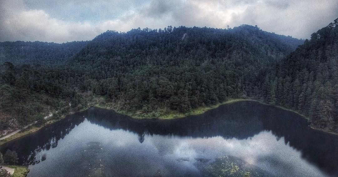 Lagunas Drone