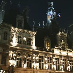 Filmación Palacio París, Francia