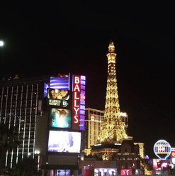 Filmación Las Vegas, USA