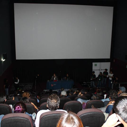 Conferencia Cine Animal