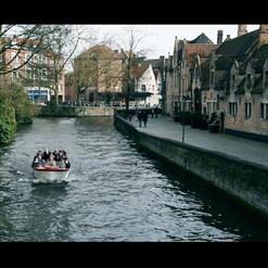 Filmación Brujas, Bélgica