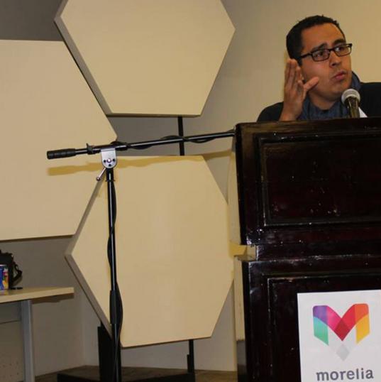 Conferencia en Morelia