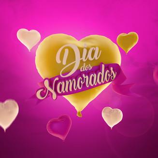 Dia dos Namorados - 3D