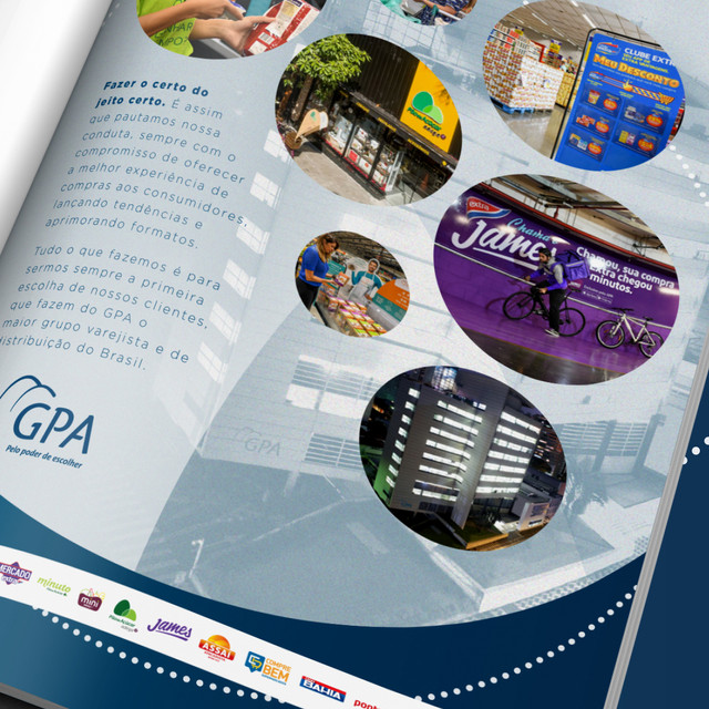 Anúncio GPA - Fazer o certo do jeito certo